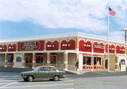 Farrell's   Old L A  Restaurants