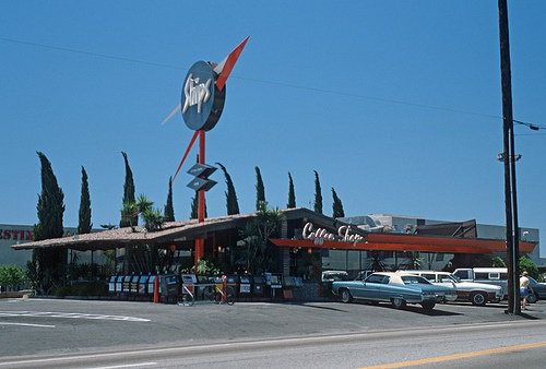 Ships coffee shop old l a restaurants for California fish grill culver city ca
